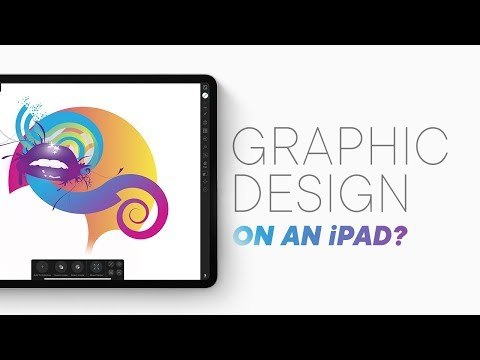 Graphic Design On An IPad. Is It Doable?