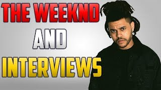 Why Doesn't The Weeknd Like Doing Interviews?