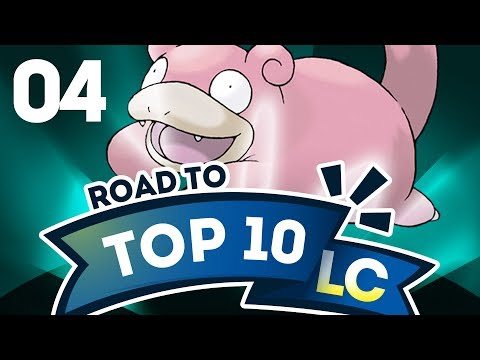 Pokemon Showdown Road to Top Ten: Pokemon Sun & Moon LC w/ PokeaimMD #4