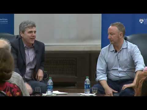 (Fixed Sound) In Conversation with Mark Blyth: George Bernard Shaw - Theater, Economics and...