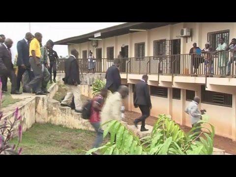 Gabon, Le poste de ministre de l'Education nationale vacant