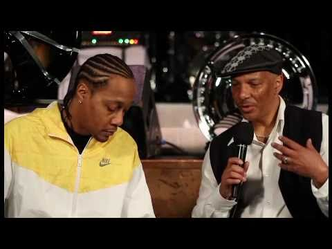 DJ QUIK  AND G1 INTERVIEW  LARRY BROWN OF ENVY-STYLE WHEELS