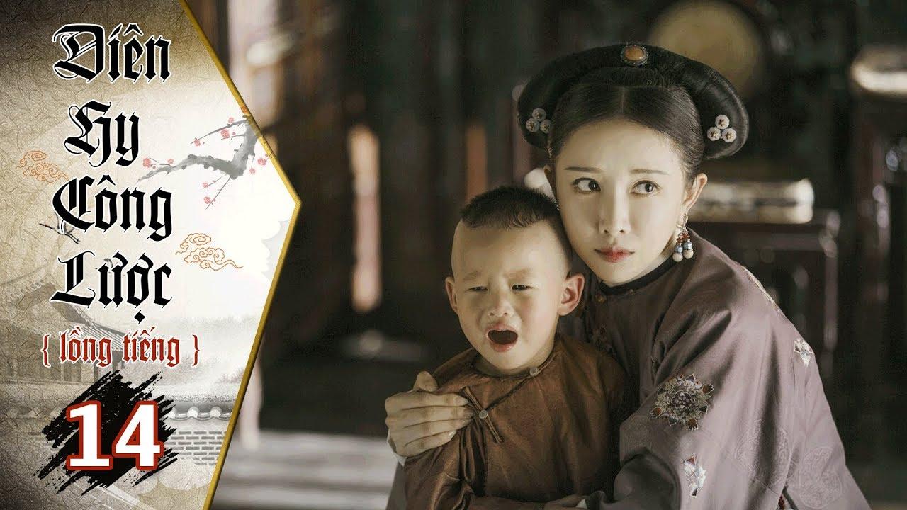 image Diên Hy Công Lược - Tập 14 (Lồng Tiếng)   Phim Bộ Trung Quốc Hay Nhất 2018 (17H, thứ 2-6 trên HTV7)