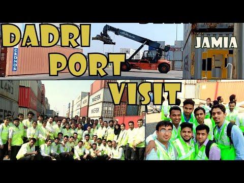 Adventurous ICD | Dadri Port Visit | Containers | CMS | Noida