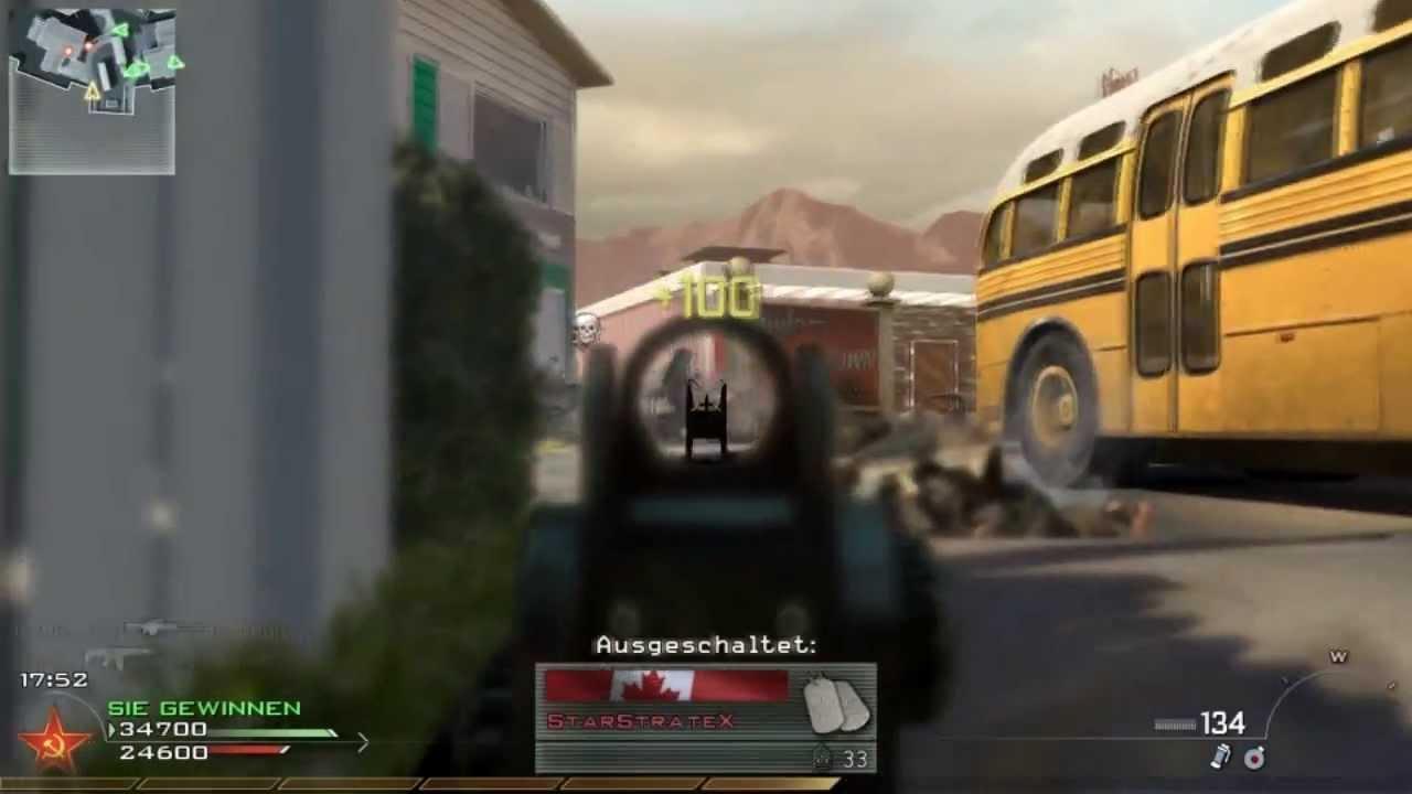 Modern Warfare 2: Nuketown