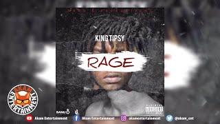 King Tipsy - Rage [Audio Visualizer]