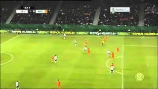 Video Jerman - Belanda (3-0) 15 november 2011 - gol Muller