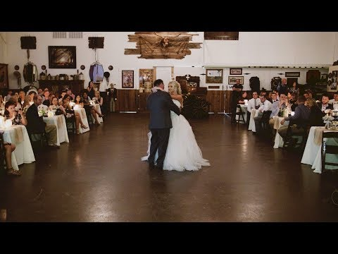 amazing-father-daughter-dance- -st.-jean-wedding- -didn't-see-that-coming!- -rocking-h-ranch