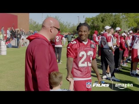 The Softer Side of Chris Johnson | All or Nothing: A Season with the Arizona Cardinals