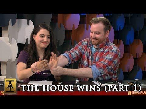 "The House Wins, Part 1 - S1 E15 - Acquisitions Inc: The ""C"" Team"