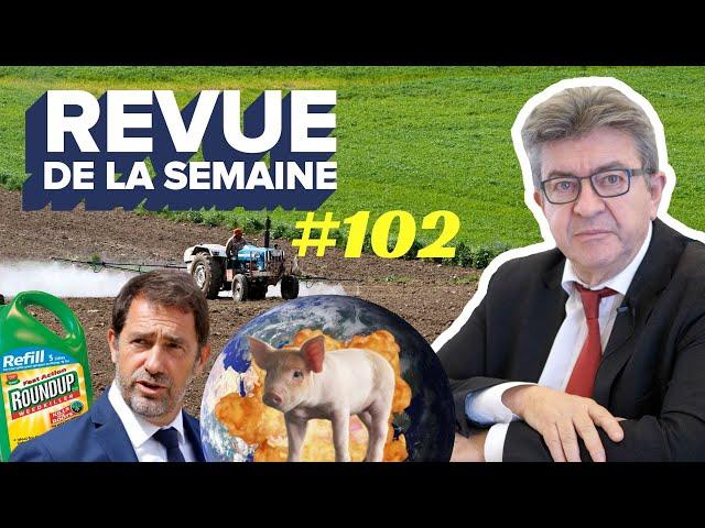 #RDLS102 : Cellule Demeter, souffrance animale, COP 25, pesticides dans l'air, retraites
