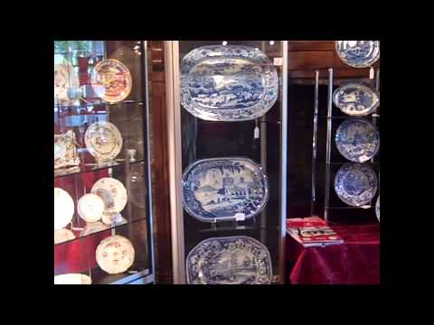 Nantgarw China Works Antiques Fair