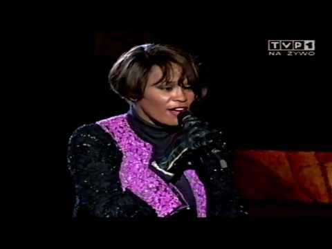 Whitney Houston Sopot 1999 - Step By Step