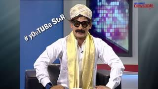 Newsroom Naansense: Nograj meets Huchha Venkat