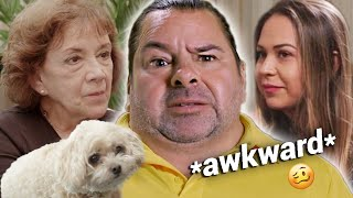 big ed's new girlfriend meets his family..   90 day fiance the single life edited
