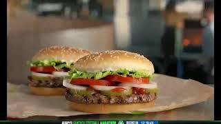Burger King 2 for $6 Whopper Deal TV Commercial,