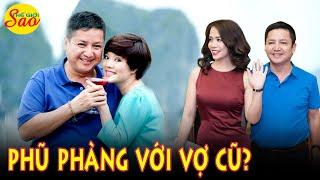 Sau ly hôn Chí Trung hẹn hò với gái trẻ và có hành động Phũ phàng với vợ cũ