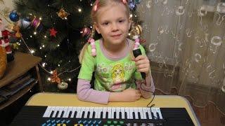 Детский синтезатор с микрофоном. Обзор