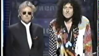 Guns N Roses premios VMA AMA MTV 89 90 92 93