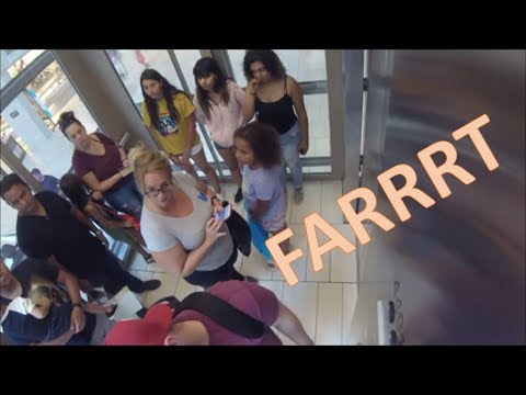 WET FART PRANK (Feat. The Elevator) Choose my next video! Sharter Saturdays S2•EP5