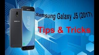 Samsung Galaxy J5 (2017) Tips & Tricks HD