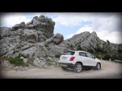 2013 Chevrolet Trax 17d 4x4 Lt Test Youtube