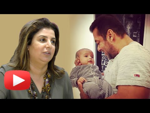 Farah Khan's Message For Salman Khan On Having Kids