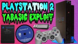 NEW! PS2 Exploit Released! Yabasic DEMO Disc Exploit!