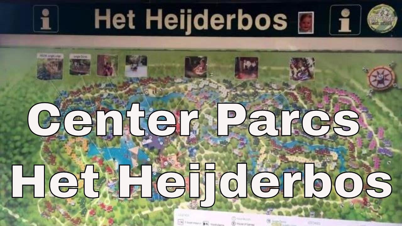 Center Parcs Het Heijderbos Youtube