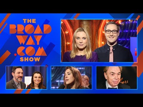 The Broadway.com Show - 1/26/18: THE PHANTOM OF THE OPERA, Jessica Vosk, Jake Shears & More