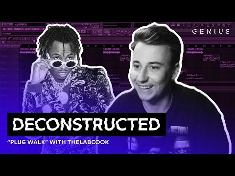 "The Making Of Rich The Kid's ""Plug Walk"" With TheLabCook 