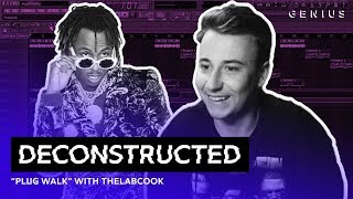 "Download The Making Of Rich The Kid's ""Plug Walk"" With TheLabCook 