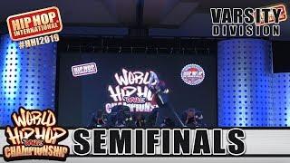 Onizawa Ikka - Japan (Varsity) | HHI 2019 World Hip Hop Dance Championship Semis