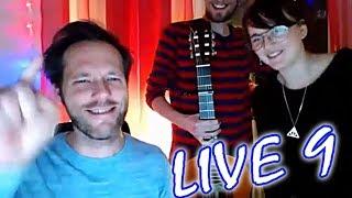 Live show #9 - Banana Splits!!