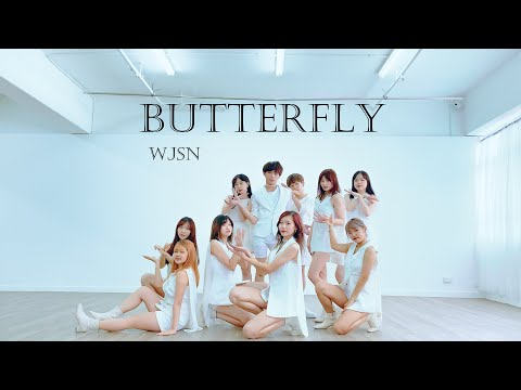 우주소녀 WJSN - 'BUTTERFLY' Dance Cover by SNDHK