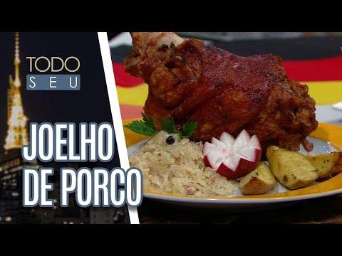 Joelho de Porco com Chucrute | Chef Werner Rotzinger - Todo Seu (27/09/18)