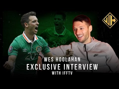 Wes Hoolahan Exclusive | His Academy | Giving Back To The Community | Shelbourne | Ireland & More |