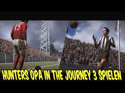 So könnt ihr den OPA von HUNTER in THE JOURNEY 3 selber spielen! - Fifa 19 Story Mode Karrieremodus