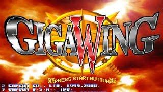 Heavy Metal Gamer: Giga Wing Review