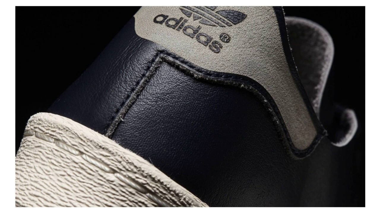 Adidas Superstar 80s Decon - YouTube