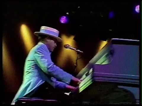 Elton John - Island Girl (Live In Sydney, Australia 1984) HD