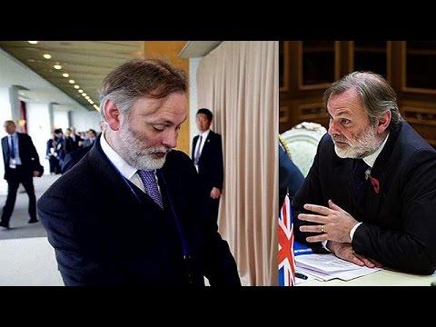 Tim Barrow wird neuer britischer EU-Botschafter in Brüssel