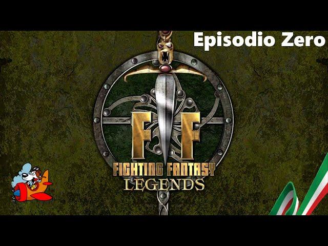 Fighting Fantasy Legends [Parliamo di Librigame ITA]