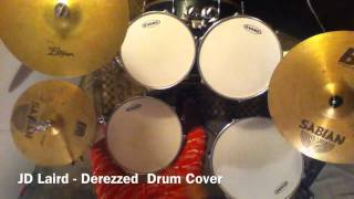 JD Laird - Derezzed by Daft Punk Drum Cover