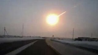 Meteorite Hits Russia! [HD] Feb 15th 2013
