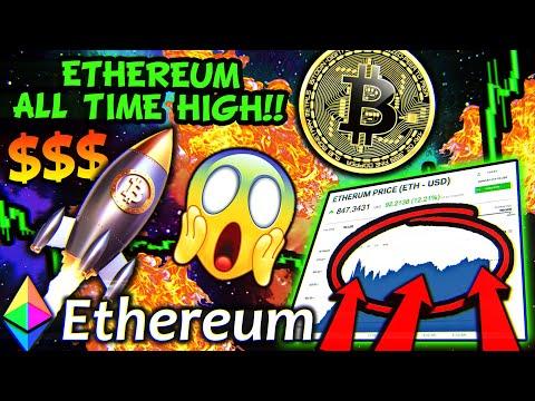 ETHEREUM MILLIONAIRE IN 2021!!! Price Prediction 2021, Technical Analysis vs Bitcoin, News