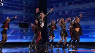 America's Got Talent 2015 S10E03 Compilation of Good and Bad Dance Acts