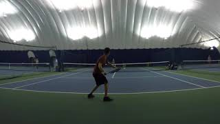3/31/18 Tennis - Match Highlights