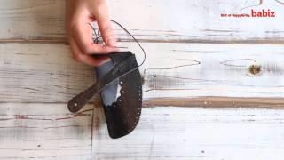 퍼스트 스텝 슈즈 DIY 클레오