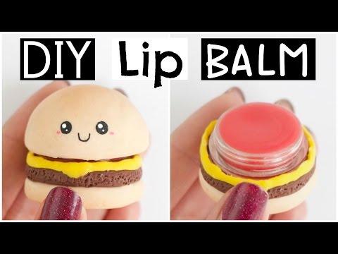 Diy Minute Burger Lip Balm